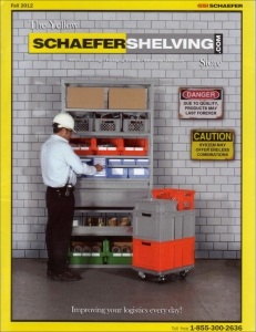 schaefer shelving catalog front